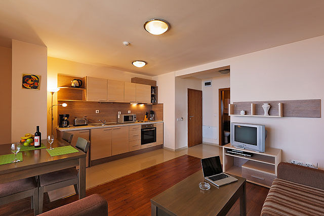 Eagles Nest Aparthotel - two bedroom apartment